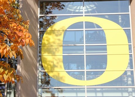 A building at the University of Oregon. (Facebook)_410556