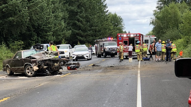 2-car collision near Dayton leaves 1 dead | KOIN com