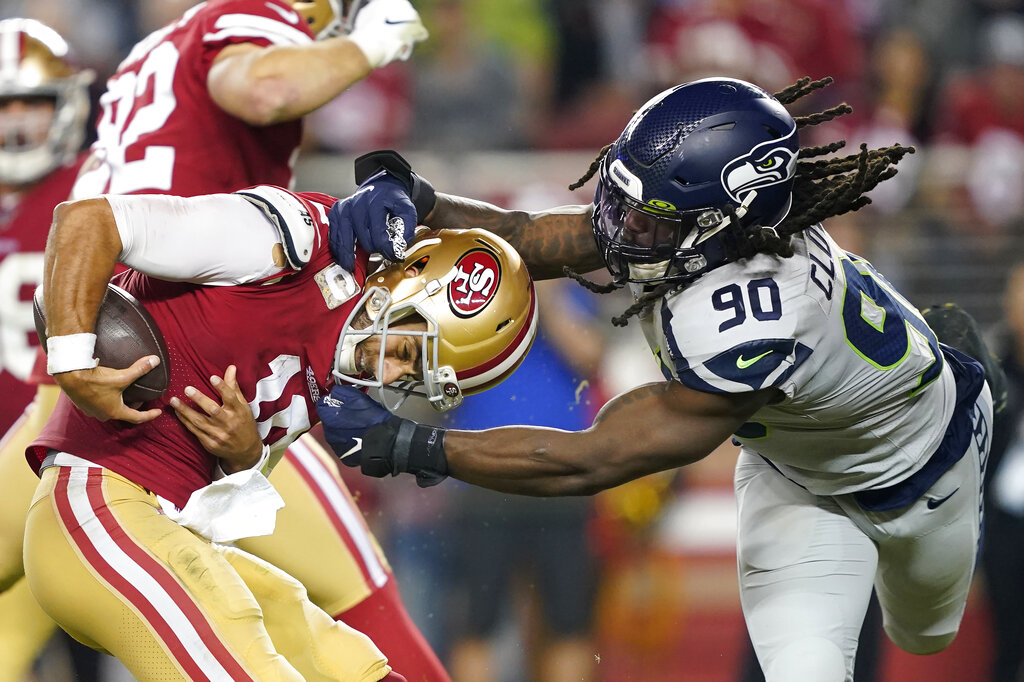 Seahawks Knock 49ers From Unbeaten Ranks With Ot Win Koin Com