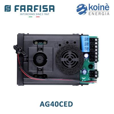 AG40CED FARFISA