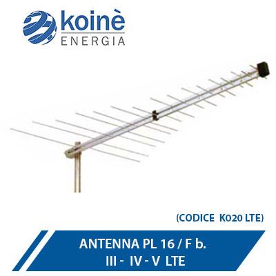 Antenna tv k020 lte