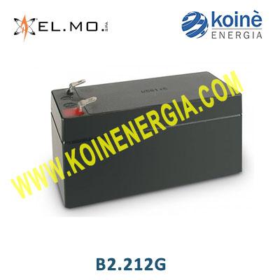 B1.212G_2 batteria centrale elmo