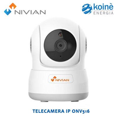 telecamera ip onv516 nivian