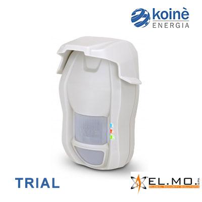 TRIAL elmo Sensore antintrusione