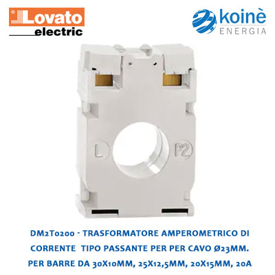 DM2T0200 LOVATO