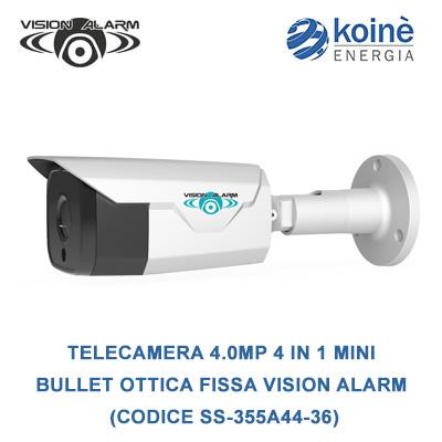 SS-355A44 36 telecamera vision alarm