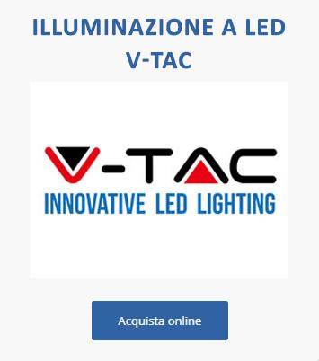 V-TAC ILLUMINAZIONE A LED