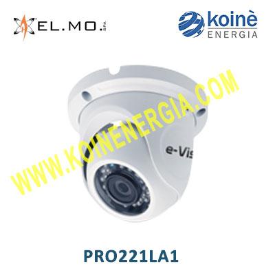 PRO221LA1 telecamera minidome elmo