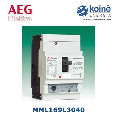 aeg elettra MML169L3040 interruttore modulare scatolato