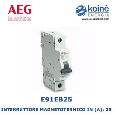 E91EB25-INTERRUTTORE-MAGNETOTERMICO-AEG-ELETTRA-