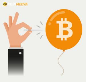 Jack Ma, Bitcoin balon