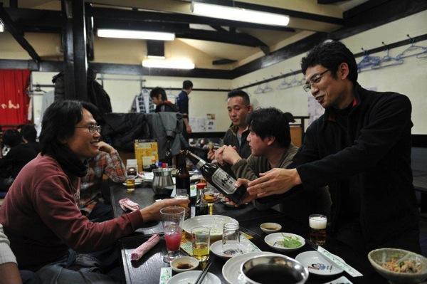 飲み会2011