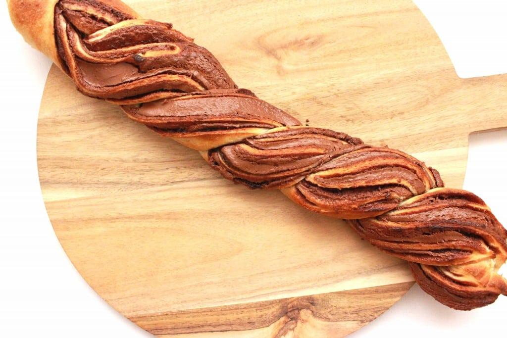 Nutellabrood