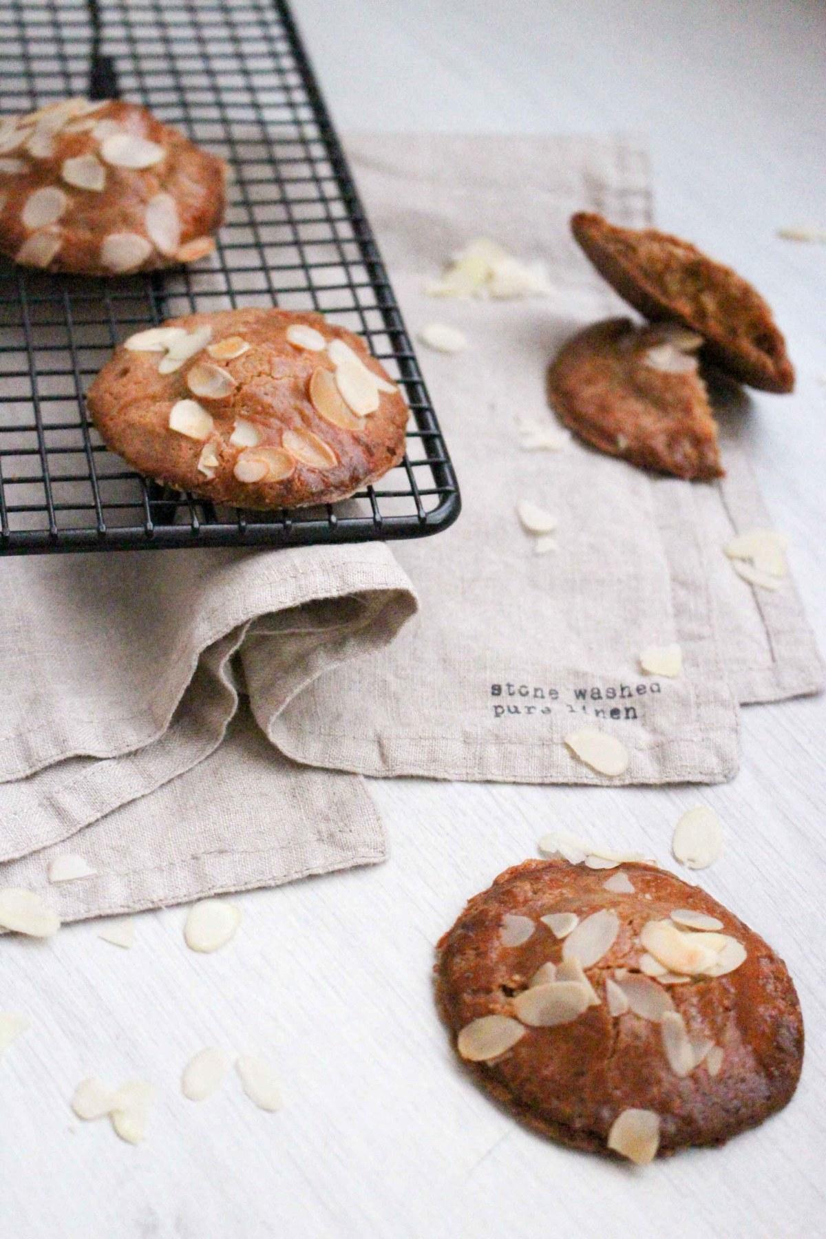 gevulde koekjes