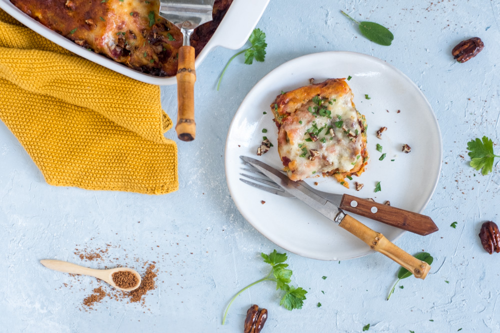 cannelloni met pompoen