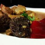 Estofado de cordero, salteado de cordero o Saute d'agneau. Koketo