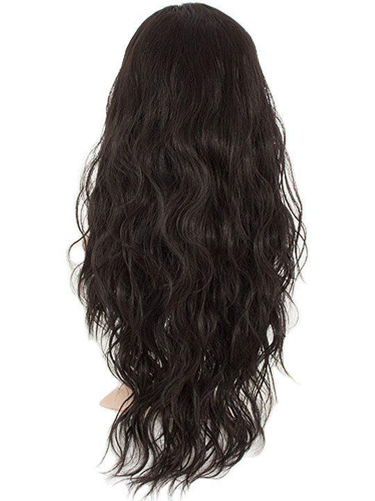 Grace Beach Wave Half Head Wig In Dark Brown KOKO COUTURE