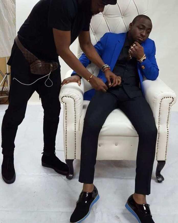 Davido Looks Dapper In New Ad Campaign For Pepsi Nigeria 1