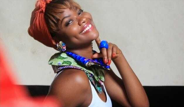 Kehinde Bankole's Sultry Fashion