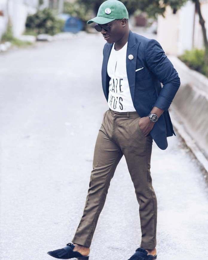 KOKOnisto Of The Day: The Vain Black Boy Adedokun Tomiwa 8