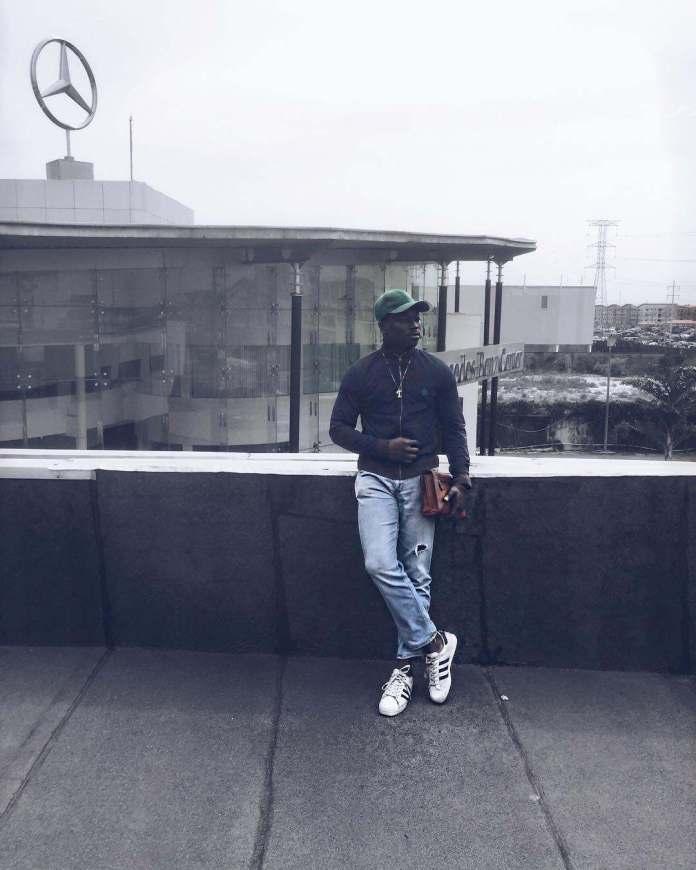 KOKOnisto Of The Day: The Vain Black Boy Adedokun Tomiwa 5