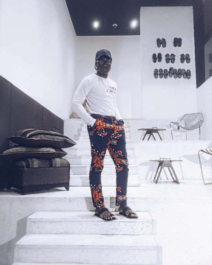 KOKOnisto Of The Day: The Vain Black Boy Adedokun Tomiwa 4