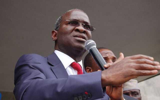 Babatunde Raji Fashola's Alarm Over Ministry's Budget 3