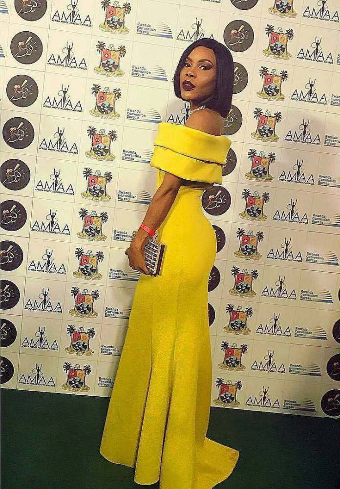 The Insider: See The Stars Who Reigned Supreme At The AMAA 2017 9