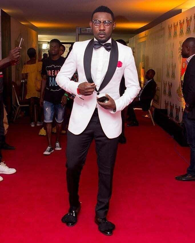 The Insider: See The Stars Who Reigned Supreme At The AMAA 2017 7