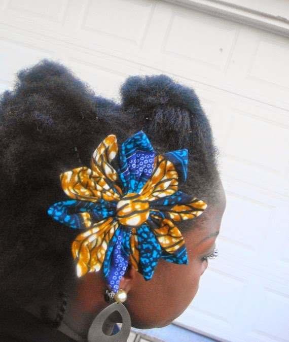 Ankara Hair Accessories KOKOTV1 KOKO TV Nigeria