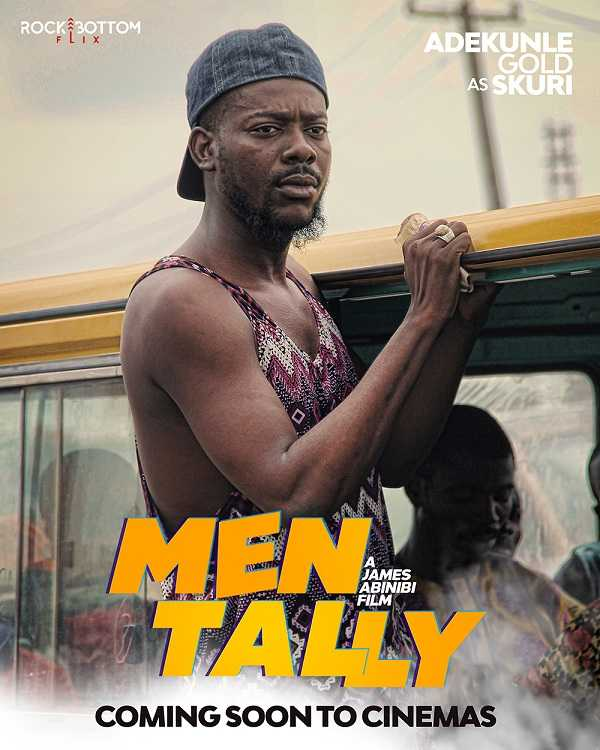 Singer Adekunle Gold Plays Comical Role In New Movie 'Mentally' 2