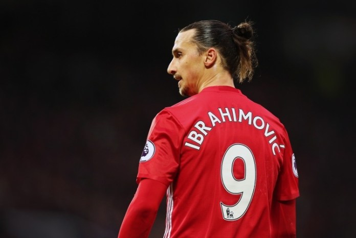 JUST IN: Ibrahimovic Rejoins The Red Devils For One Year.....To Also Go One Shirt Number Higher 2