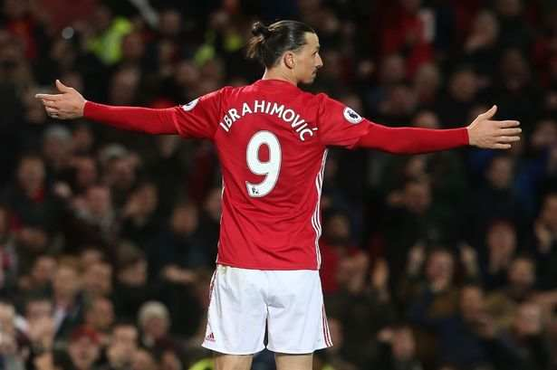 JUST IN: Ibrahimovic Rejoins The Red Devils For One Year.....To Also Go One Shirt Number Higher 3