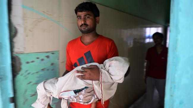 Children Die In Indian Hospital Due To Unpaid Bills 1