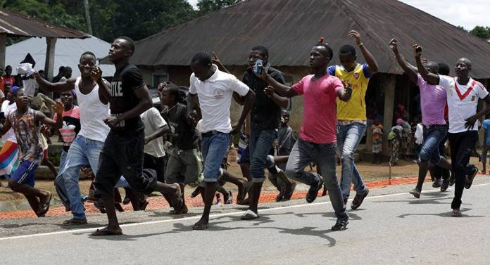 Sierra Leone Bans Jogging...Police Say They Are 'Menacing' & Causes Pick-Pocketing 3