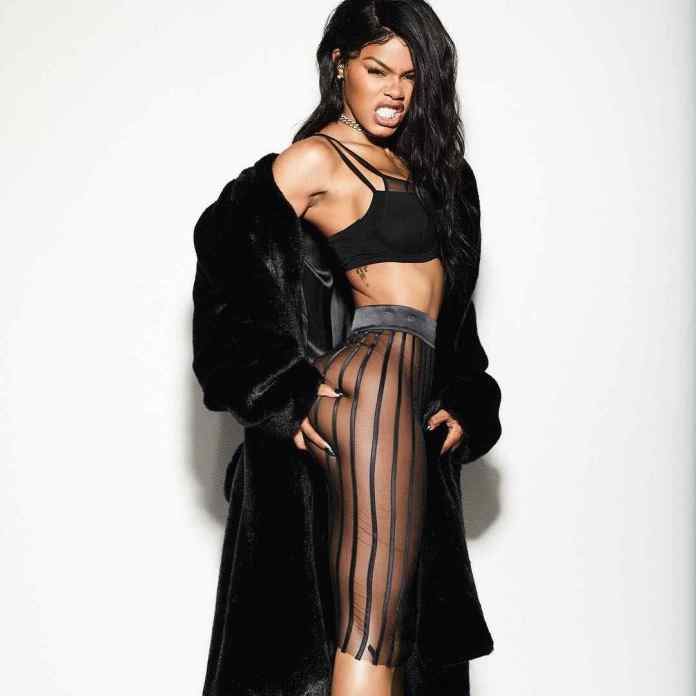 Issa Cover Girl! Teyana Taylor Sizzles On The Latest Issue Of GQ South Africa 1