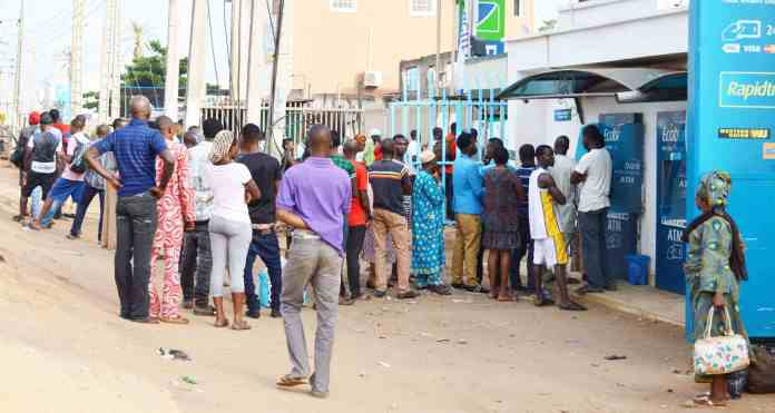 Sallah Break: Bank Customers Face Challenges Withdrawing Cash At ATM Centres 1