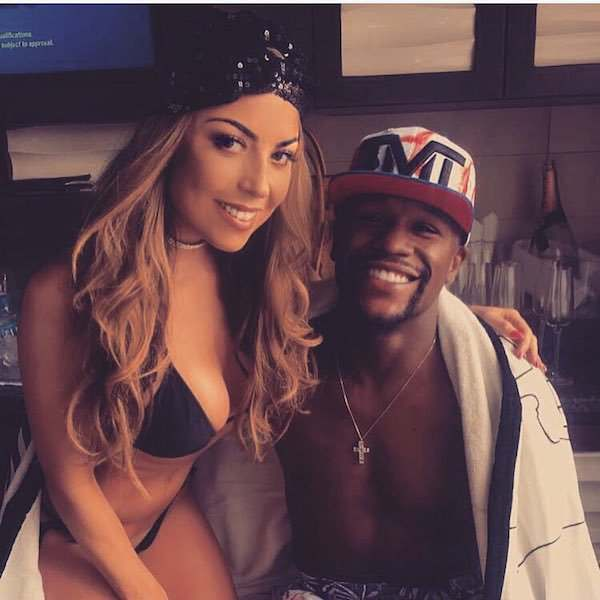 Lucky Seven! Floyd Mayweather Reveals How Many Girlfriends He Has....Says 'Having One Is Too Close To Having None.' 1