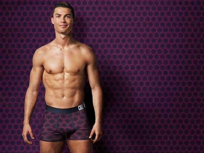 Cristiano Ronaldo Fronts His CR7 Underwear Autumn Winter 2017 Campaign. 1