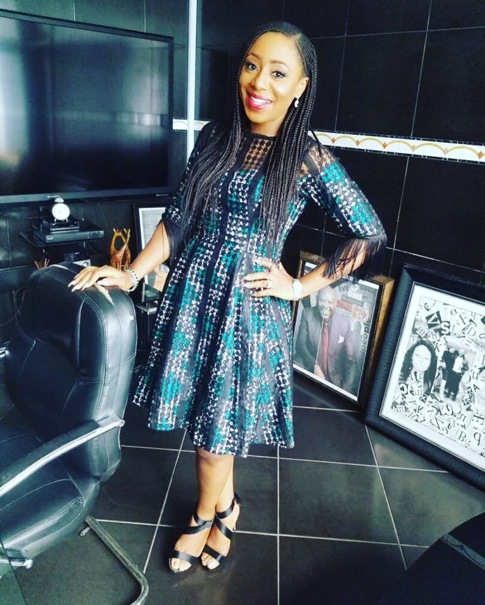 Nollywood Darling Dakore Egbuson Akande Signs Management Deal With Upfront & Personal 3