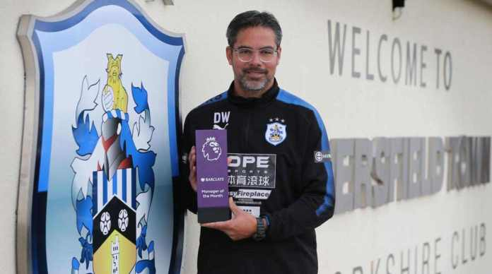 Huddersfield Manager David Wagner Wins Premier League August Manager Of The Month Award 1