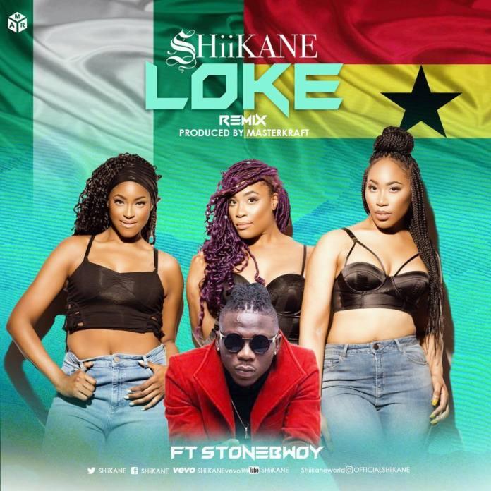 New Music: Stonebwoy Teams Up With SHiiKANE On Loke Remix 1