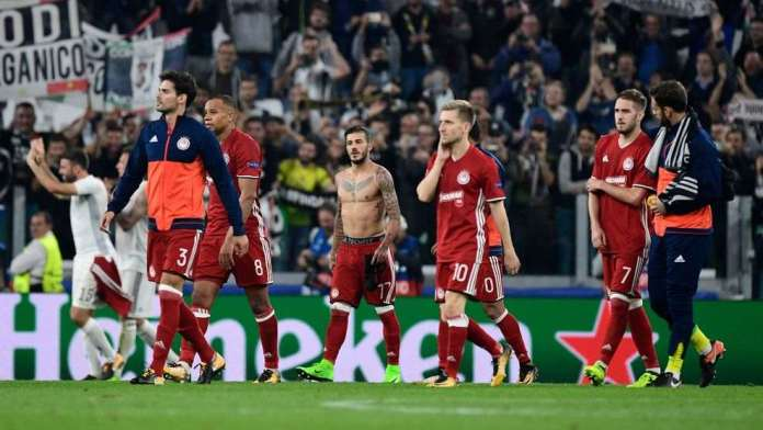 Juventus Is Back On Track With A 2-0 Victory Against Olympiacos 4