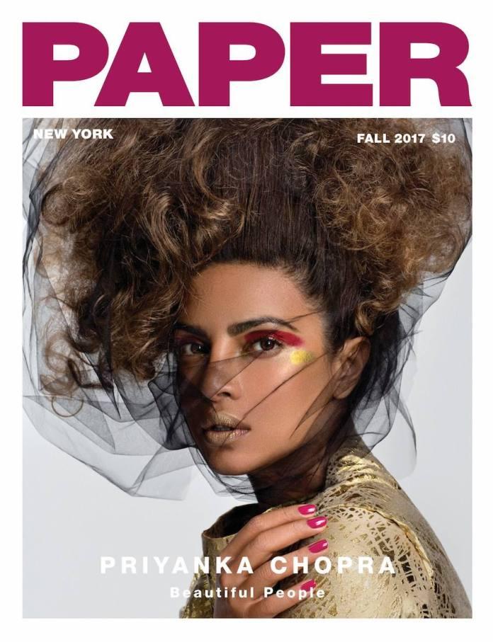 Priyanka Chopra Oozes Charisma As She Covers Paper Magazine's Latest Issue 7