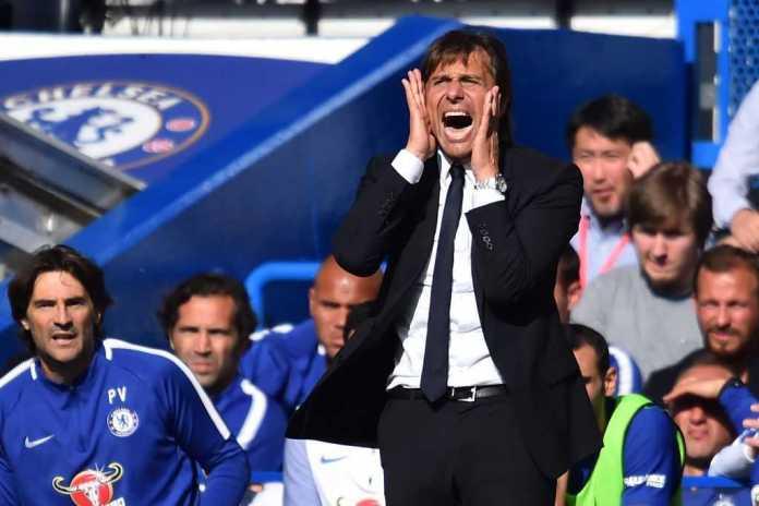 Antonio Conte Insists Luiz Must Play Against Atletico Madrid Despite Broken Wrist 2