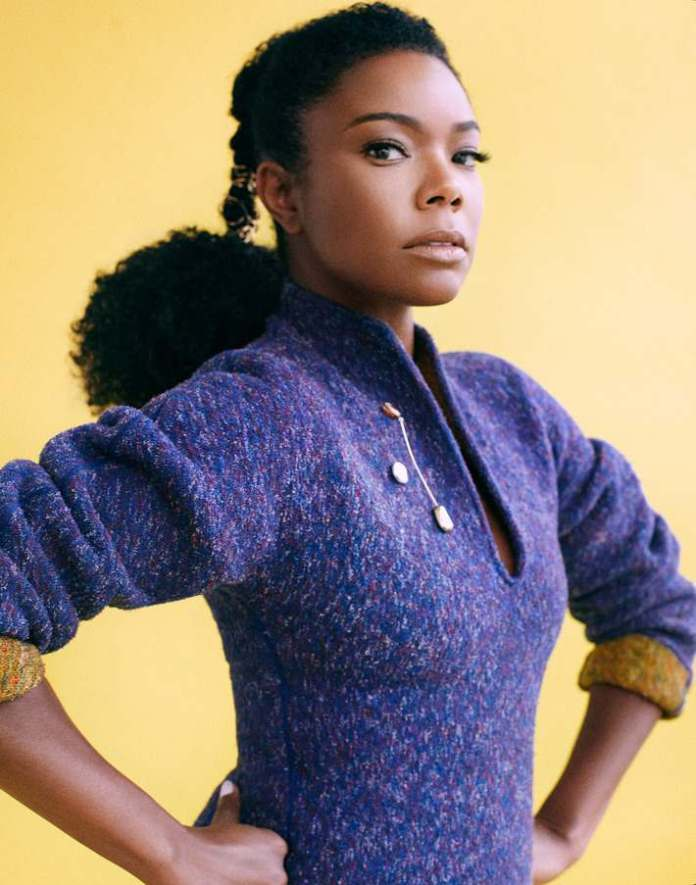 'I Get Most Of My Work Done On The Toilet' Gabrielle Union Gets Down To Earth In The Cut Magazine's Latest Issue 4
