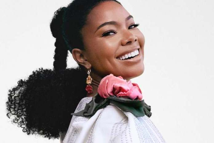 'I Get Most Of My Work Done On The Toilet' Gabrielle Union Gets Down To Earth In The Cut Magazine's Latest Issue 2
