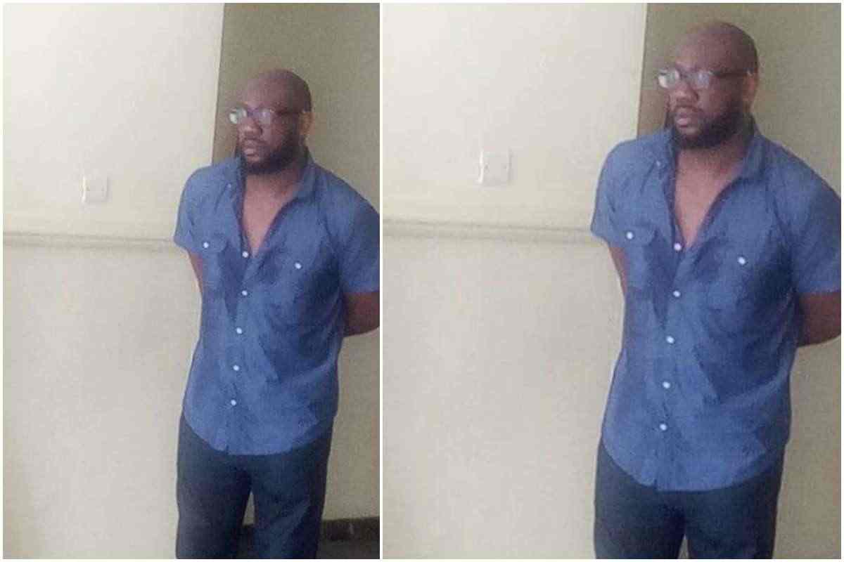 Image result for Kemi Olunloyo's brother, Akinkunle, was on Monday, April 30, allegedly arrested over N40million fraud.