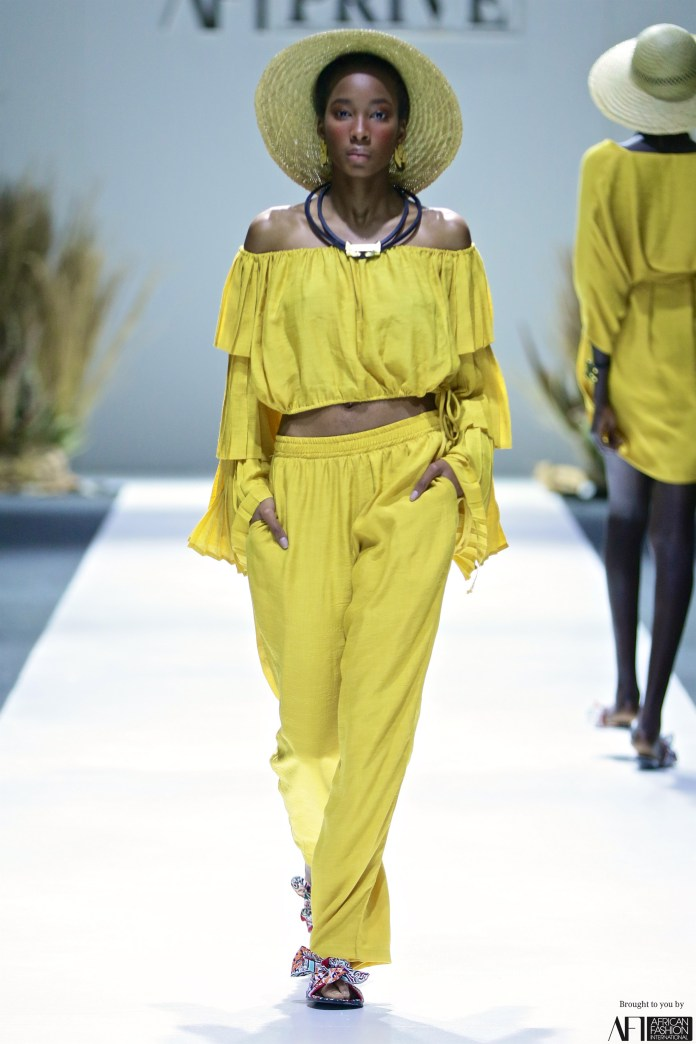 Runway Vibes! Checkout Some Fashionable Highlights From The Ongoing #MBFWJ17 4