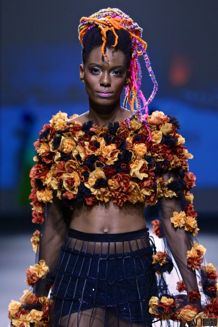 Runway Vibes! Checkout Some Fashionable Highlights From The Ongoing #MBFWJ17 8